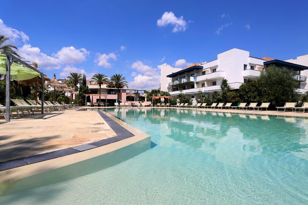 Giardini d 39 oriente club vacanze basilicata villaggi offerte mare italia - Giardini d oriente basilicata ...